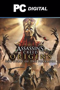 Assassin's Creed Origins - The Curse of the Pharaohs DLC PC