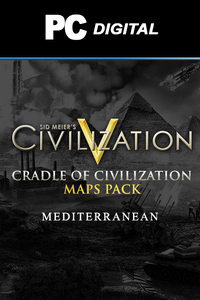 CiV - Cradle of Civilization Map Pack: Mediterranean DLC PC