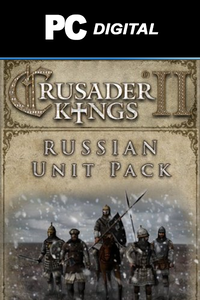 Crusader Kings II - Russian Unit Pack DLC PC