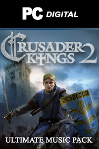 Crusader Kings II: Ultimate Music Pack DLC PC