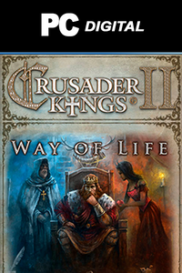 Crusader Kings II - Way of Life DLC PC