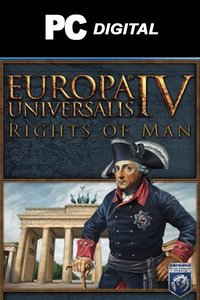 Europa Universalis IV - Rights of Man DLC PC