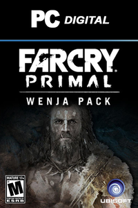 Far Cry Primal - Wenja Pack DLC PC