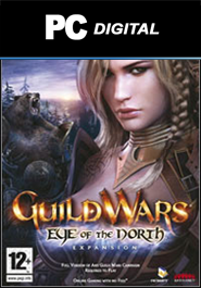 Guild Wars Eye of the North Expansion DLC PC