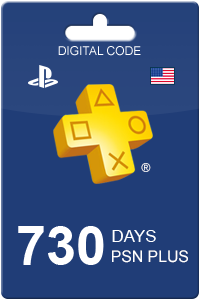 PlayStation Plus 730 días US