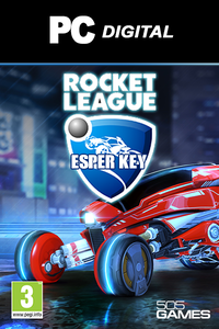 Rocket League - Esper Key DLC PC