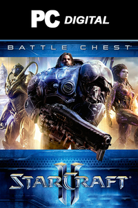 StarCraft II: Battle Chest PC