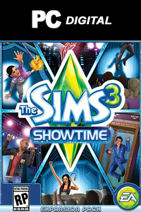 The Sims 3 Showtime DLC PC