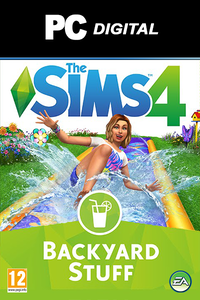 The Sims 4 Backyard Stuff DLC PC