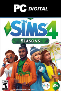 The Sims 4: Seasons DLC PC