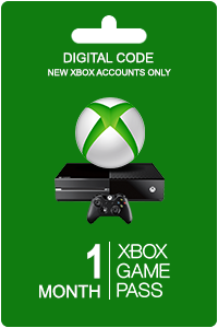 Xbox Game Pass 1 mes (New Accounts)