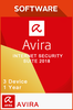 Avira Internet Security Suite 2018 1 Year - 3 Devices